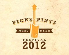 Pick's Pints logo by Darren A. Price / Virtual Farm Creative, Inc.