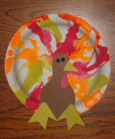 turkey craft by olive