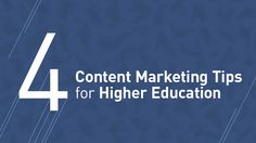Content Marketing for Higher Education - Pyxl