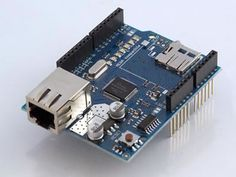 Ethernet shield $45