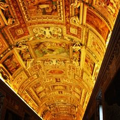 Lead up to the sistine chapel