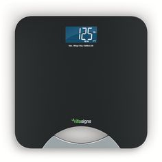 Vitasigns VS41133-0200 Bluetooth Smart Bathroom Scale, Black -- Want to know more, click on the image. (This is an Amazon affiliate link)