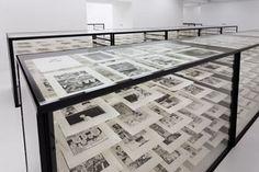 "Otomo Katsuhiro's ""Akira genga"" (original artwork) - beautiful display solution"