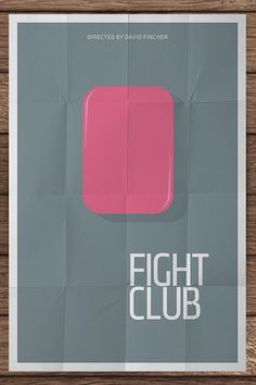 Minimalist Movie Posters by Pedro Vidotto