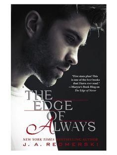 The edge of never | Tanıtım: The Edge Of Never / Always || J.A. Redmerski - Kitap ...