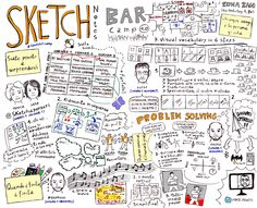 1st Italian SketchCamp by Jacopo Sacquegno - Sketchnote Army - A Showcase of Sketchnotes
