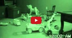 Ghost Children In Nursery Caught On Camera The Wells Family Bat Was