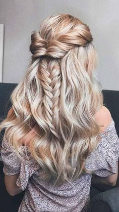 Pin by Dazzling Designs on Wedding Hair Styles | Pinterest | Hair ...