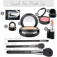 Easy Make Up Routine Ideas