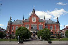 Umeå | Hôtel de ville d'Umeå