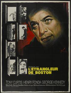 L'étrangleur de Boston / The Boston strangler de Richard FLEISCHER (1968)