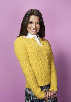 Still of Lea Michele in Glee