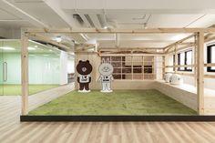 LINE Offices - Taipei - Office Snapshots