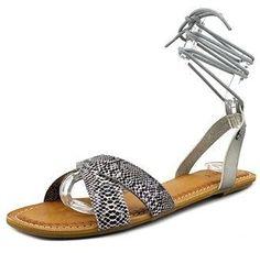 Roxy Telaviv Women Us 10 Multi Color Slingback Sandal.