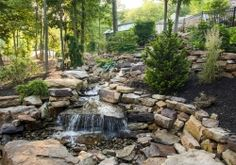 Bored with your landscaping design?  Call us to plan out an upgrade! http://www.palandscapegroup.com/