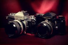The Nikon/Nikkormat Project