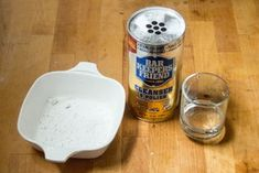 Removing Black Stains in Wood Furniture With Oxalic Acid : 6 Steps (with Pictures) - Instructables Deep Cleaning Tips, House Cleaning Tips, Diy Cleaning Products, Spring Cleaning, Cleaning Hacks, Green Cleaning, All You Need Is, Oxalic Acid, Bar Keepers Friend