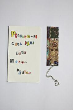 Bookmark - Marca página