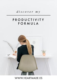 >>> C L I C K   T O   L E A R N    M O R E <<< Do you want to be more productive? I have the perfect formula so you can start making more in less time and even enjoy procrastinating!