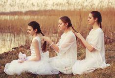 sisters by inessa-emilia.deviantart.com on @deviantART
