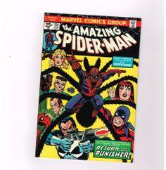 AMAZING SPIDER-MAN #135 Grade 7.5 Bronze Age! 2nd full Punisher appearance!! http://r.ebay.com/p7gvHZ