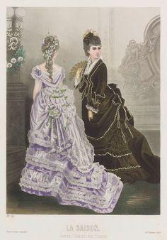 La Saison 1875