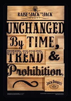 jack daniels Unchanged