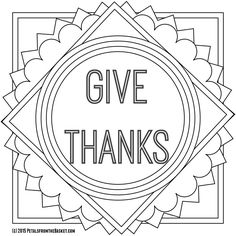 give thanks coloring pages - thankful heart is a happy heart religious doodles