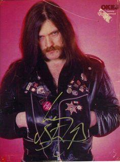 Lemmy Kilmister (RIP)