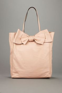 Valentino Bow Bag. Perfect tote to take to class