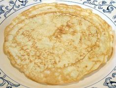 Low Carb Crepes - Check out more delicious, low carb dessert recipes at All-Desserts.com!