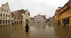 Floods update : Central European floods update in pictures