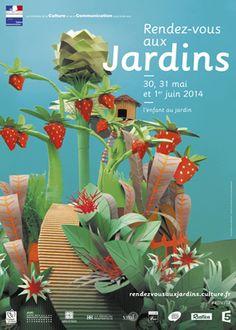 Rendez-vous aux jardins 2014 - Services Etat Saône-et-Loire