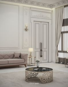 LUXURY CLASSIC VILLA - INTERIOR DESIGN - on Behance