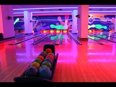Genting Highlands Glow in The Dark Bowling | Tourist Attraction, Travel ...