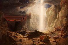 Pillar of Light guiding the Israelites