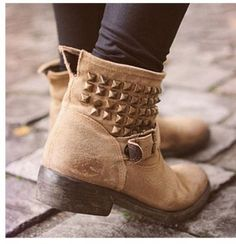 Want shorter boots