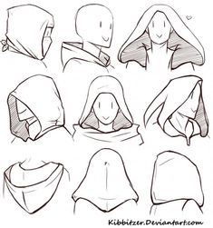 Drawing Tips Hood