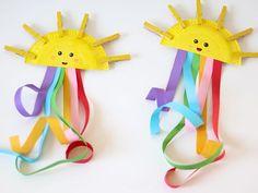 Arts And Crafts Halloween Ideas Summer Crafts For Kids, Paper Crafts For Kids, Arts And Crafts Supplies, Diy For Kids, Sand Crafts, Cute Crafts, Diy And Crafts, Toddler Crafts, Preschool Crafts