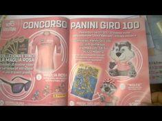(32) VIDEO album figurine 100° giro d'Italia Panini 2017 - Album figurine Cucciolotti, animali fantastici, superwings, frozen, geronimo stilton, princess
