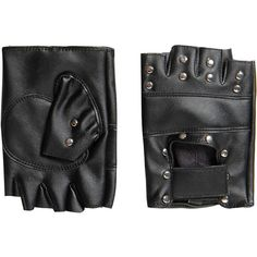 Boohoo Coco Fingerless Biker Glove ($15) ❤ liked on Polyvore featuring accessories, gloves, bike gloves, fingerless biker gloves and fingerless gloves
