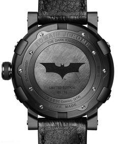 Romain Jerome Batman DNA watch caseback