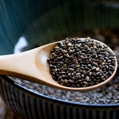 Why It's Time to Start Loving Chia Seeds