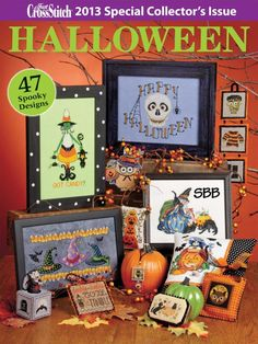 2013 JCS Halloween Issue - Bought this the other day. Some cute projects inside.