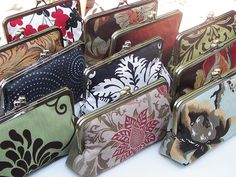 cute concept of relaxed clutches in prints/patterns-SJ