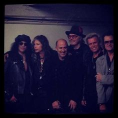 Slash Tyler Varvatos Sorum Idol Hughes
