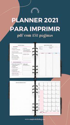 Agenda Planner, Study Planner, Planner Layout, Planner Pages, School Organization Notes, Planner Organization, Monthly Planner Printable, Planner Template, University Organization