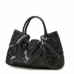 Fashion Leisure Sequins Design Lady's Shoulder Bags