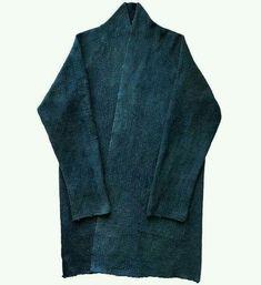 Indigo blue japanese asian haori noragi sashiko jacket - Famous Last Words Japanese Fashion, Asian Fashion, Look Fashion, Womens Fashion, Fashion Design, Mode Kimono, Boro, Japanese Textiles, Kimono Fashion