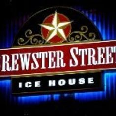 Brewster Street Ice House - saw UofO championship game here during our first visit to CC